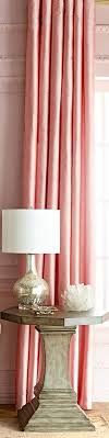 Soft Pink Curtains Pink Time By The Draperista S Jacoby Company