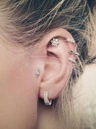 best place to buy cartilage earrings 198 best ear piercings images on piercing ideas