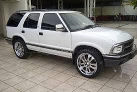 modifikasi opel blazer mobil kapanlagi com dijual mobil bekas bekasi opel blazer 1996