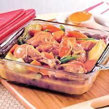 recette cuisine automne cuisses de poulet au citron et légumes d automne recettes