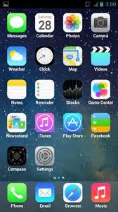 aptoide apk iphone ios 7 launcher retina iphone 5 1 0 0 apk for android