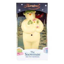 the snowman model christmas collection thorntons