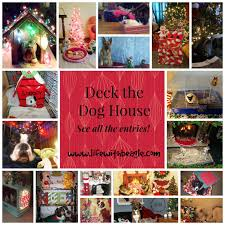snoopy doghouse christmas decoration with beagle deck the dog house 2015 see all the entries