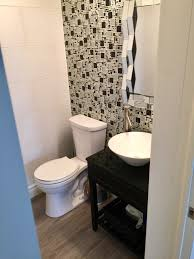 The Powder Room A Powder Room Remodel Modern Style Updates Mystylespot