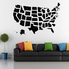 Wall Map Of The United States by Map Model Promotion Shop For Promotional Map Model On Aliexpress Com