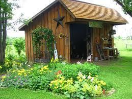 toughout garden sheds