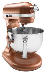 Kitchen Aid Mixer Sale by Kitchen Ksm150psmc 5 Qt Artisan Series Stand Mixer Metallic