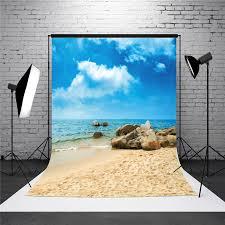 photography background 5x7ft vinyl sea photography background photo studio backdrop