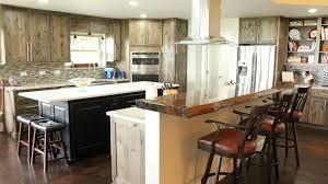 rustic modern kitchen design remodel destin fl youtube