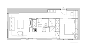Apartment Layout by Interior Very Small Apartment Layout With Regard To Delightful