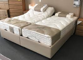bed shoppong on line adjustable frame with queen latex mattress contact bed shop
