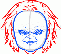 chucky coloring page chucky doll coloring pages coloring page