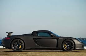 porsche supercar concept boc cars blackout concept