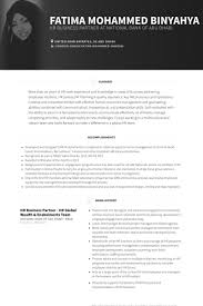 Hr Consultant Resume Sample by Hr Business Partner Resume Samples Visualcv Resume Samples Database