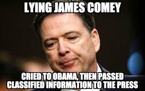 Internet Lies Meme - lying james comey patriotminear com