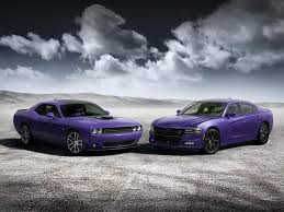 dodge goes plum crazy with the challenger and charger ny daily news