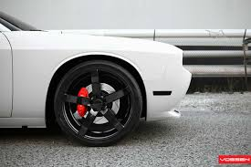 dodge challenger srt8 black rims white dodge challenger on cv3 wheels gallery dodge challenger