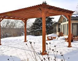 patio u0026 pergola build an amazing diy pergola and firepit with