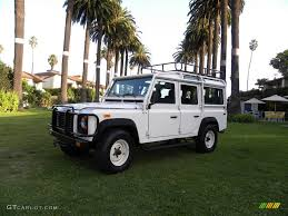 white land rover defender 1993 white land rover defender 110 hard top 22005268 gtcarlot