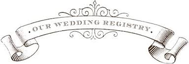 wedding resitry collections of wedding registries wedding ideas