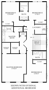 Jack And Jill Bathroom Floor Plan Moorefield Green The Woodside The Parson Home Design