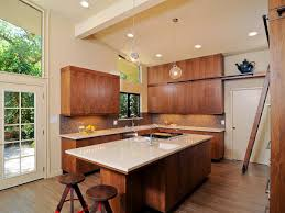 warm modern kitchen warm modern kitchen kerrie kelly hgtv
