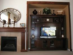 Media Room Built In Cabinets - media niches in new construction fireplace panels kitchen