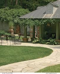 Grass For Backyard Ideas Choosing The Right Paving Materials Fine Gardening