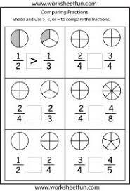 equivalent fractions fraction worksheets pinterest