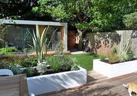 indoor outdoor space clapham and balham modern garden design decking planting