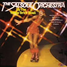 the salsoul orchestra up the yellow brick road vinyl lp album