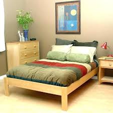 Simple Platform Bed Frame Simple Platform Bed Plans Platform Bed Frame Cool Bed
