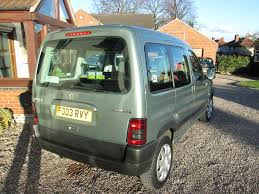 peugeot green used green peugeot partner combi for sale rac cars