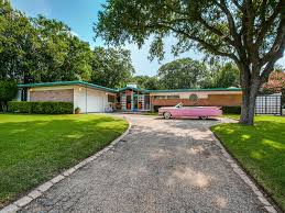 peek inside a candy colored mid century modern throwback