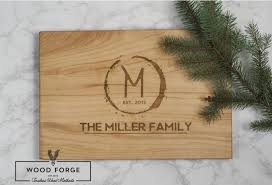 wedding gift cutting board personalized cutting board engraved cutting board unique wedding