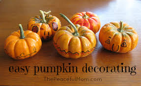 Small Pumpkins Decorating Ideas Easy Pumpkin Decorating Images Reverse Search