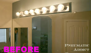 Diy Vanity Lights Lighting Bathroom Vanity Light Covers Wondrous Bathroom Light