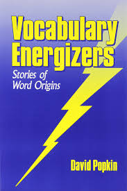 buy vocabulary energizers stories of word origins book online at