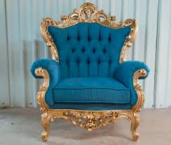 French Provincial Armchair French Provincial Accent Chair Provincial