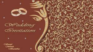Design Wedding Invitation Cards How To Design A Wedding Invitation Card Front Page In Photoshop