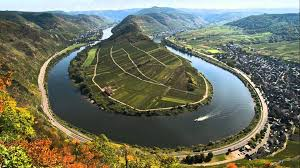 moselle moselle the mosel valley germany hd1080p