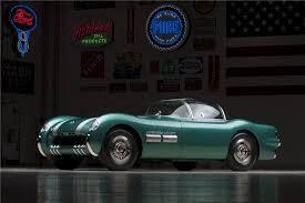 pontiac corvette concept 1954 pontiac bonneville special 3 3 million gm authority