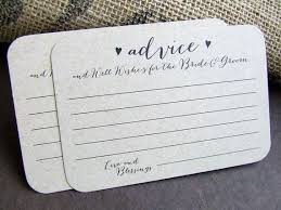 wedding wishes and advice cards best 25 advice for ideas on
