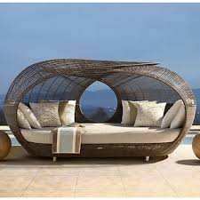 White Wicker Bedroom Chairs Furniture Outdoor Rattan Wicker Bed Nila Homes