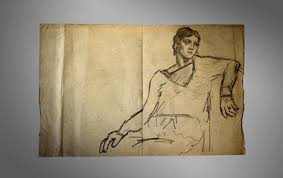 a picasso mystery examined by 60 minutes cbs news