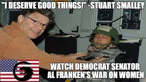 This Is Sparta Meme - bonus open thread post your best al franken grabby memes here