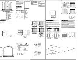 Diy 10x12 Storage Shed Plans by Planpdffree Downloadshedplans Page 198