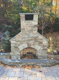New England Interior Design Ideas Outdoor Fireplaces By Stone Age New England Silica Inc Here Are