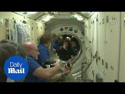 astronauts bid farewell to space station after a 199 day run daily
