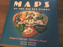 disney parks map disney in depth book review maps of the disney parks